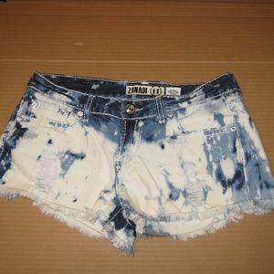 Zanadi Jean Shorts    Size 11